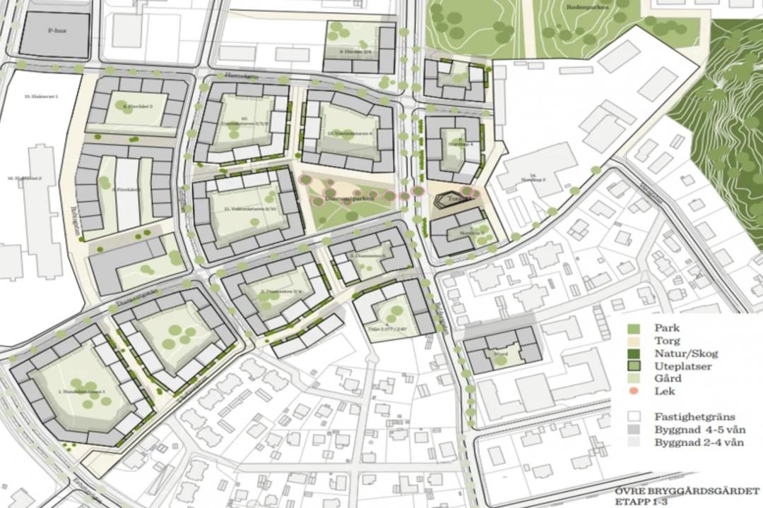 Arwidsro bygger hyresbostäder i Norrtälje